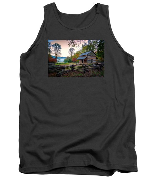 John Oliver Place In Cades Cove Tank Top by Rick Berk