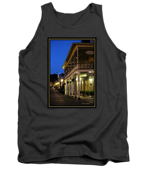Tank Top featuring the painting Jonesborough Tennessee 12 by Steven Lebron Langston