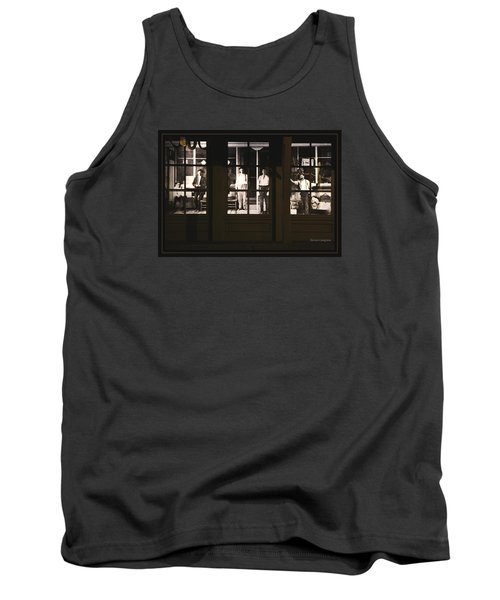 Jonesborough Tennessee 15 Tank Top