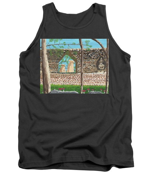 July  Portal Of Enlightenment Tank Top