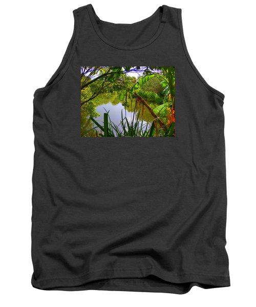 Jungle Garden View Tank Top