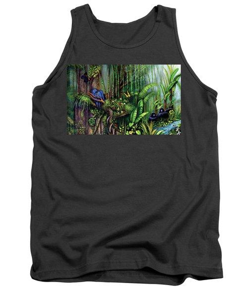 Jungle Talk Tank Top