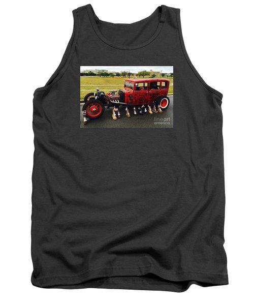 Junk Yard Dawg - No.2015 Tank Top
