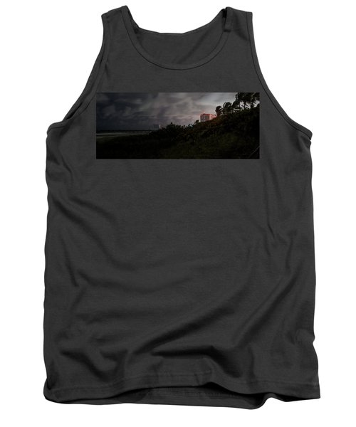 Tank Top featuring the photograph Juno Beach by Laura Fasulo