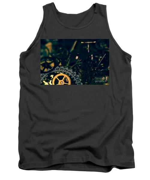 Just A Cog In The Machine 1 Tank Top