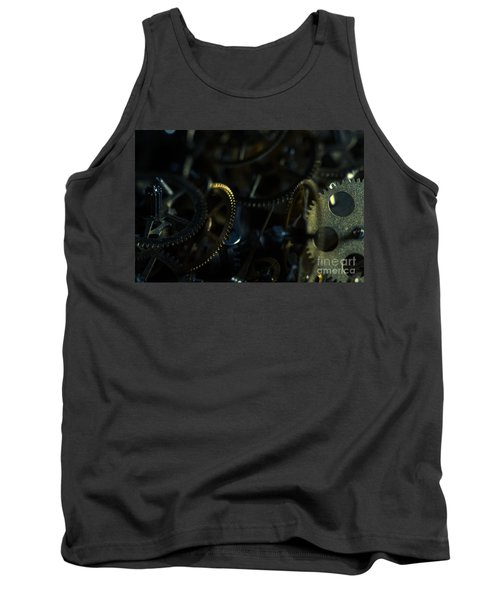 Just A Cog In The Machine 4 Tank Top