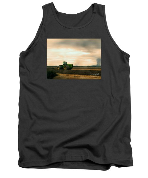 Just A John Deere Memory Tank Top