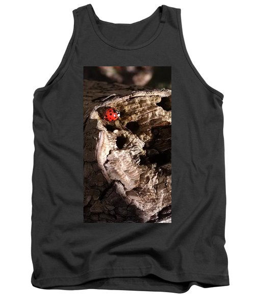 Just A Place To Rest Tank Top