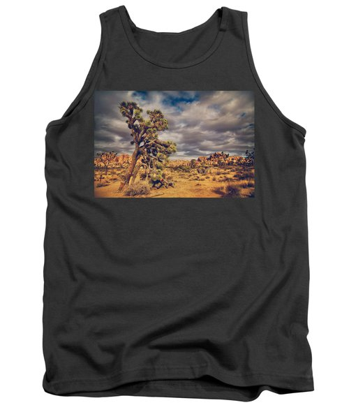 Just A Touch Of Madness Tank Top