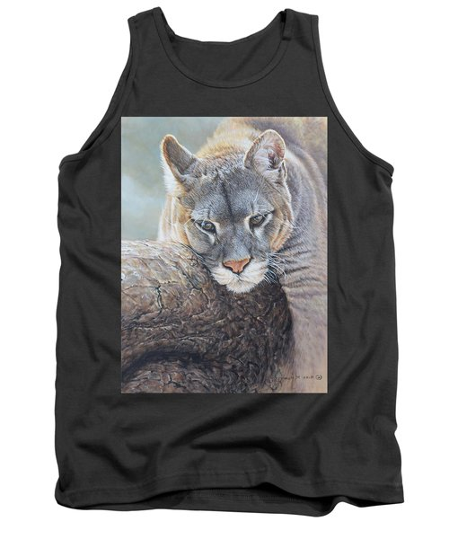Just Chilling Tank Top