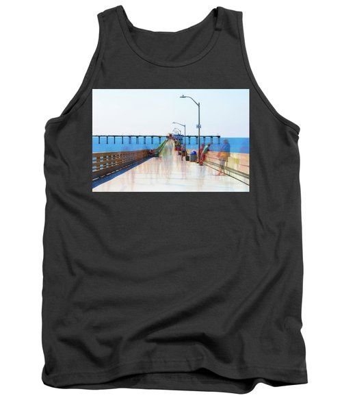Just Hanging Out In The Summertime Tank Top by Joseph S Giacalone
