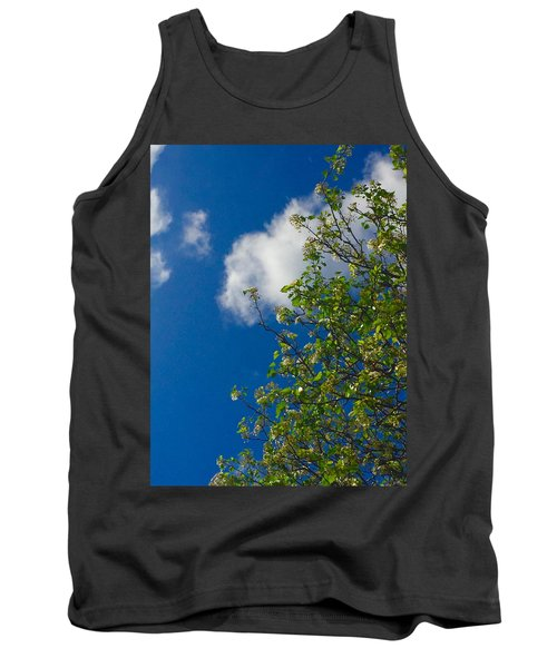 Just In Passing Tank Top