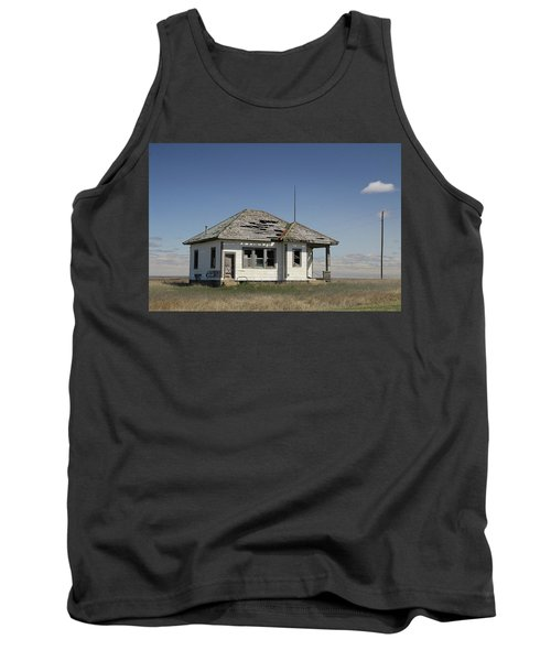 Just Plain Lonely Tank Top by Christopher McKenzie