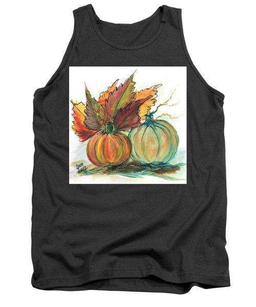 Just Pumpkins Tank Top