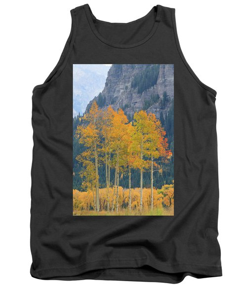 Tank Top featuring the photograph Just The Ten Of Us by David Chandler