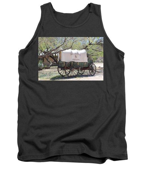 K L Bar Wagon Tank Top