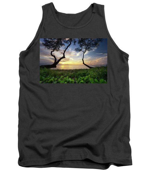 Ka'anapali Sunset Tank Top