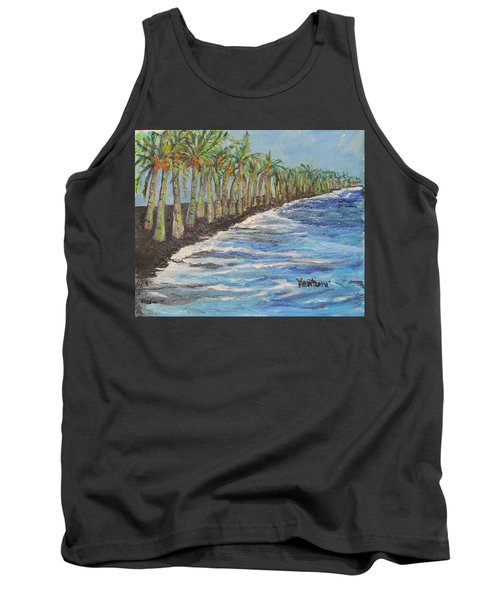 Kalapana Beach Tank Top