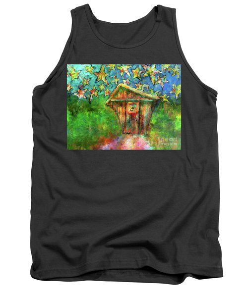Kaleidoscope Skies Tank Top