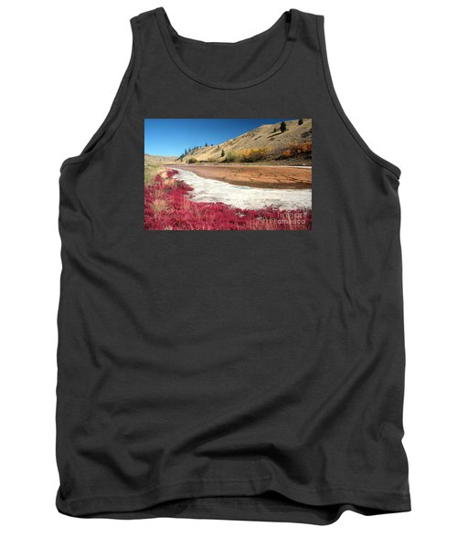 Kamloops Autumn Tank Top