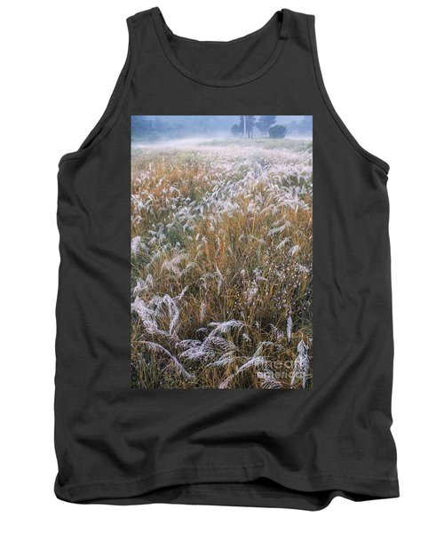 Kans Grass In Mist Tank Top