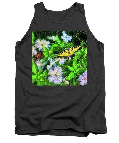 Karen's Garden Tank Top by Toma Caul