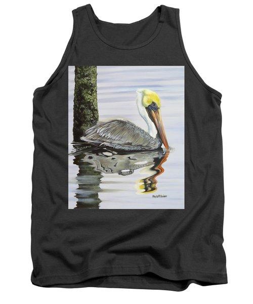 Kathy's Pelican Tank Top
