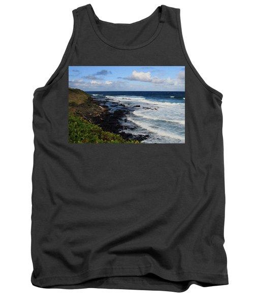 Kauai Shore 1 Tank Top