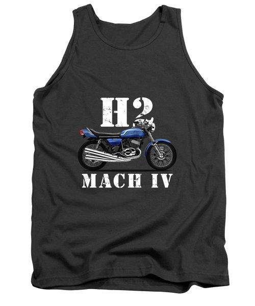 Kawasaki H2 Mach Iv Tank Top