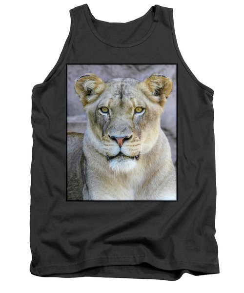 Kaya Portrait Tank Top