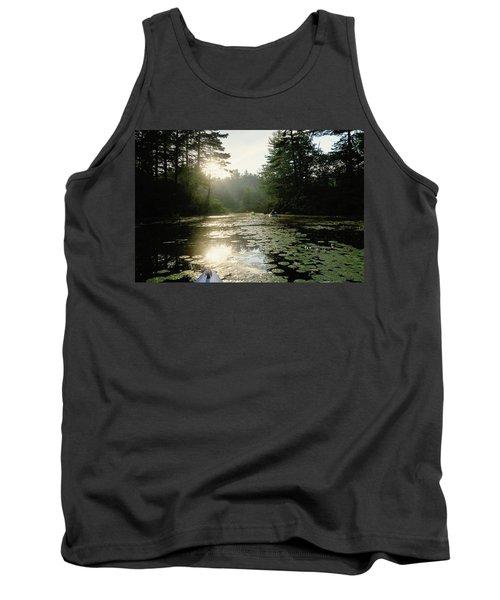 Kayaking Tank Top