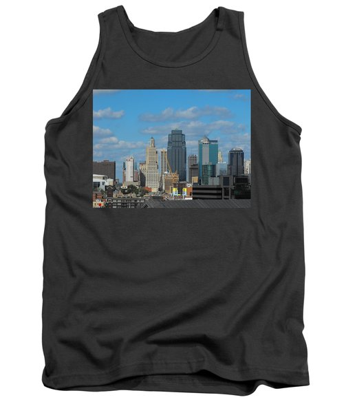 Kc Is Booming Tank Top