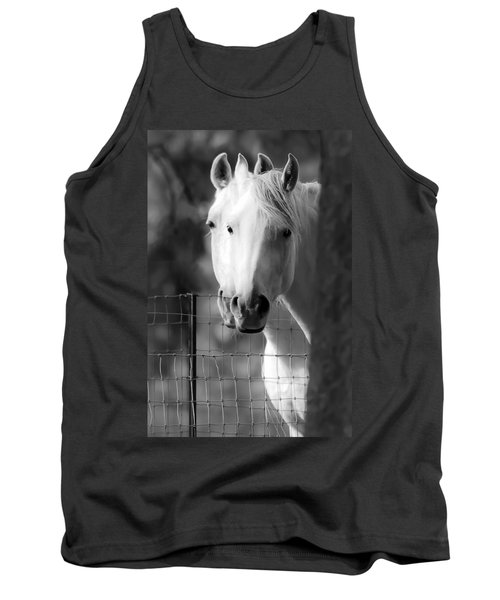 Tank Top featuring the photograph Keeping Their Eyes On Us D3126 by Wes and Dotty Weber