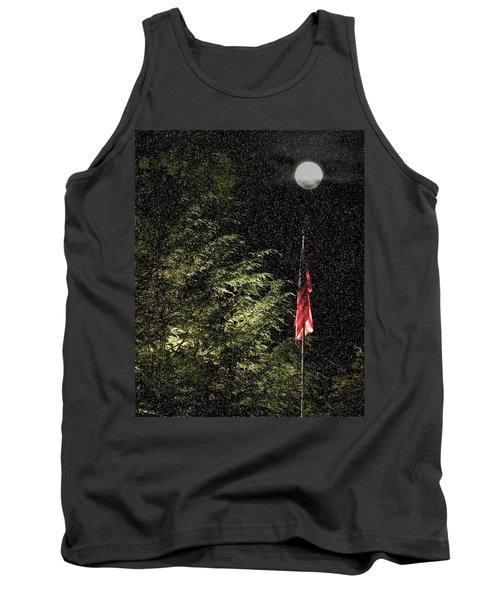 Keeping America  Illuminated.  Tank Top