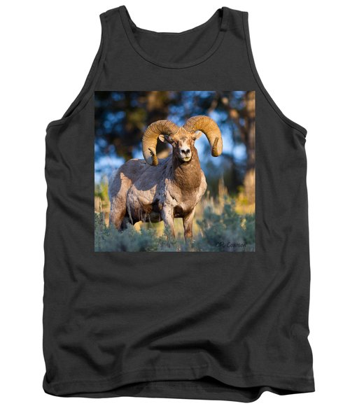 Keeping Watch Tank Top by CR  Courson