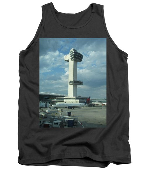 Kennedy Airport Control Tower Tank Top