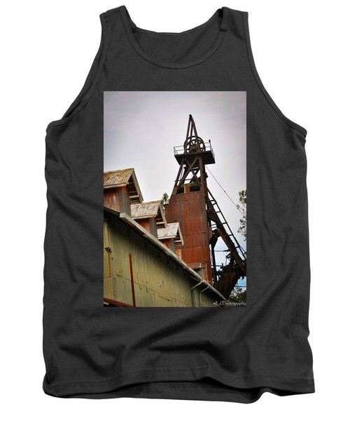 Kennedy Mine Headframe Tank Top