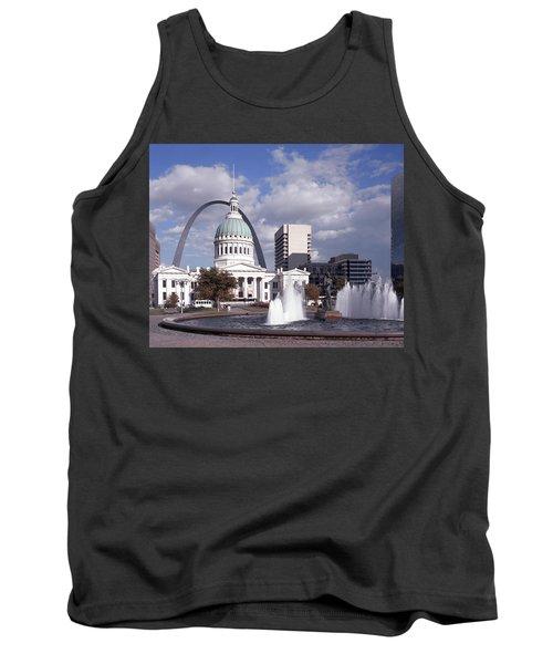 Kiener Plaza - St Louis Tank Top