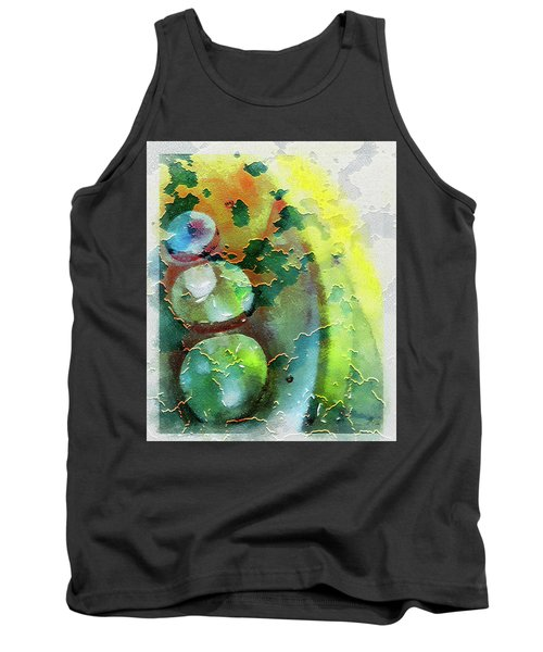 Kernodle On The Half Shell Tank Top