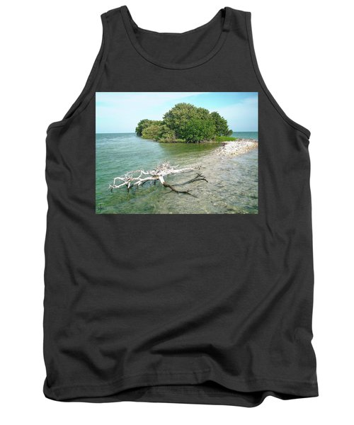 Key Largo Out Island Tank Top