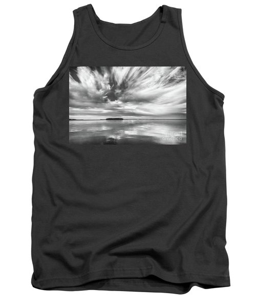 Key Largo Sunset Tank Top