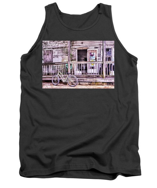 Key West Flower Shop Tank Top