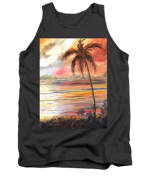 Keys Sunrise, Sunset Tank Top