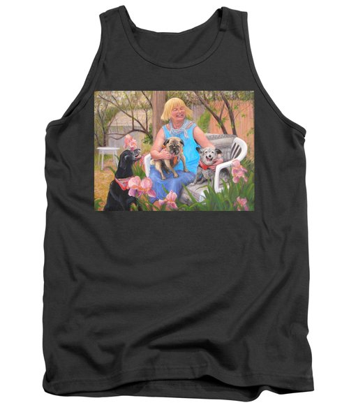Kindred Spirits Tank Top by Donelli  DiMaria