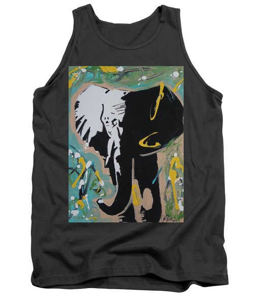 King Elephant Tank Top