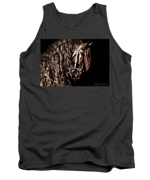 King Of Horses Tank Top