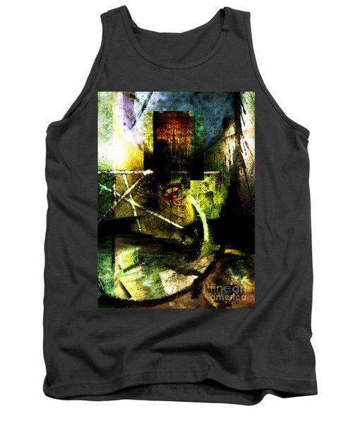 King Of Sadness Tank Top