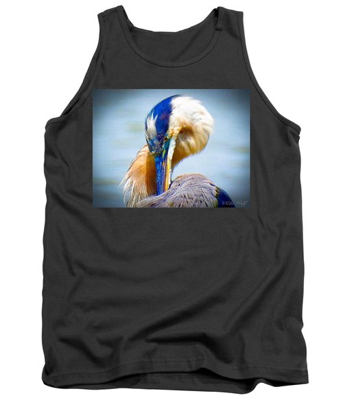 King Of The River Tank Top
