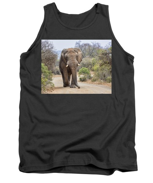 King Of The Road Tank Top