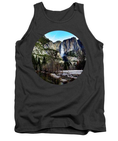 King Of Waterfalls Tank Top